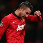 Arsene Wenger Refuse To Comment On RvP's Man Utd Woes