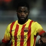 Barcelona Midfielder Alex Song Wants Premier League Move
