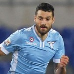 Man Utd, Arsenal Chasing Lazio Winger Antonio Candreva