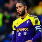 Arsenal, Napoli Preparing Bid For Swansea Captain Ashley Williams