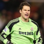 Real Madrid Chasing Stoke City Goalkeeper Asmir Begovic