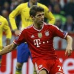Champions League : Bayern Munich 1-1 Arsenal – KEY STATS