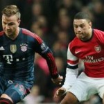 Champions League : Bayern Munich v Arsenal – TEAM NEWS