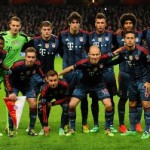 Champions League : Bayern Munich v Arsenal – Team Line-Up