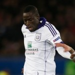 Arsenal, Liverpool Keeping Tabs On Anderlecht Defender Cheikhou Kouyate