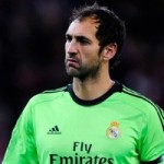 Diego Lopez Has No Intentions Of Leaving Real Madrid