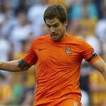 Man City Rival Barcelona For Real Sociedad Defender Inigo Martinez
