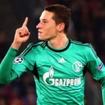 Man Utd To Rival Arsenal For Julian Draxler