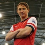 Kim Kallstrom Tipped For Arsenal Debut Against Tottenham