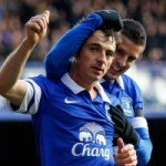 Leighton Baines Admits Everton 'Bitterly Disappointed' After Cup Defeat