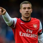 Arsenal To Demand £11 Million For Inter Milan Target Podolski