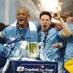 League Cup Final : Manchester City 3 Sunderland 1