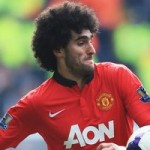 Marouane Fellaini Pleased With Carrick Partnership