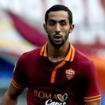 Man Utd Watching AS Roma Defender Mehdi Benatia