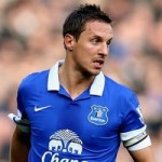 Everton Captain Phil Jagielka To Miss FA Cup Clash Against Arsenal