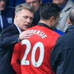 Man Utd Boss David Moyes Plays Down Robin van Persie Strop