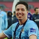 Samir Nasri Ready To Open Man City Contract Talks