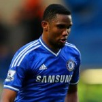 Inter Milan Plays Down Move For Chelsea Striker Samuel Eto'o