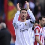 Sergio Ramos Pleased With Draw Against Atletico Madrid