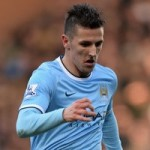 Roma Chasing Man City Attacker Stevan Jovetic