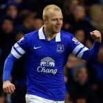 West Brom Eyeing Everton Striker Steven Naismith