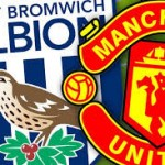 Premier League : West Bromwich Albion v Manchester United – MATCH FACTS