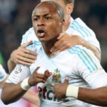 Marseille Winger Andre Ayew Keen On Liverpool, Man Utd Move