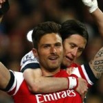 Premier League : Arsenal 3-1 West Ham – KEY STATS