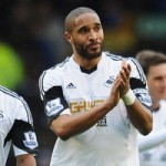 Napoli To Rival Arsenal For Swansea Defender Ashley Williams