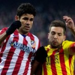 Champions League : Atletico Madrid v Barcelona – TEAM NEWS