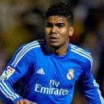 Arsenal Pondering Summer Bid For Real Madrid Star Casemiro