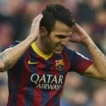 Man Utd Lining Up Fresh Bid For Barcelona Midfielder Cesc Fabregas