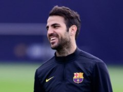 Man Utd Set To Revive Bid For Barcelona Midfielder Cesc Fabregas