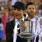 Ronaldo Delighted For Real Madrid After Winning The Copa del Rey