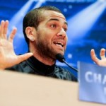 Barcelona Fullback Dani Alves Ready For Media 'Flak'
