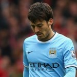Manchester City Sweating On David Silva Injury