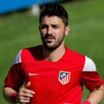 Juventus Lining Up Bid For Atletico Madrid Striker David Villa