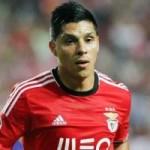 Man Utd Watching Benfica Midfielder Enzo Perez
