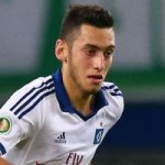 Chelsea To Rival Arsenal For Hamburg Attacker Hakan Calhanoglu