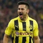 Ilkay Gundogan Reject Barcelona, Man Utd For Borussia Dortmund Stay