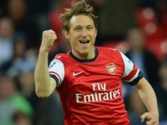 Kim Kallstrom Happy To Now Be Contributing For Arsenal