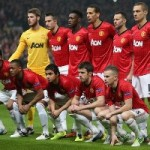 Premier League : Everton v Manchester United – Team Line Up