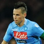 Juventus Lining Up Marek Hamsik As Replacement For Paul Pogba