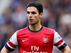 Arsenal Midfielder Mikel Arteta Loses Tooth In Hull Win