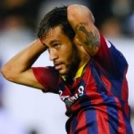 Neymar Out For Four Weeks With Metatarsal Injury