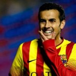 Man Utd, Man City Linked With Barcelona Winger Pedro