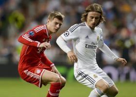 Real Madrid 1-0 Bayern Munich - KEY STATS