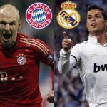 Champions League : Real Madrid v Bayern Munich – TEAM NEWS