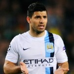 Real Madrid Preparing Bid For Man City Striker Sergio Aguero