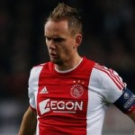 Newcastle United Tracking Ajax Midfielder Siem de Jong